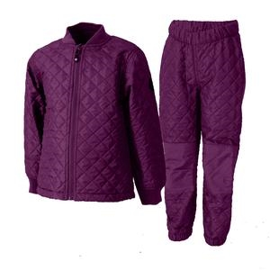 COLOR KIDS RARMY THERMO - BORDEAUX