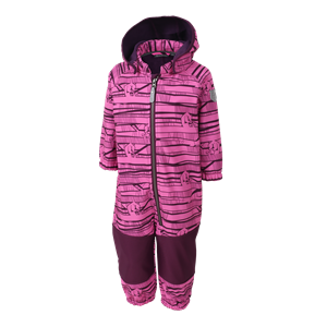 COLOR KIDS KAJO MINI SOFTSHELL - PINK