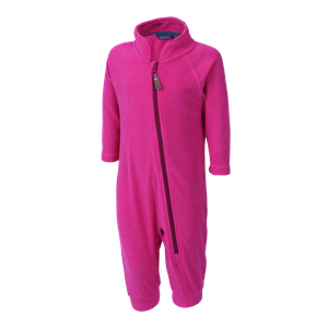 COLOR KIDS FLEECE HELDRAGT - PINK
