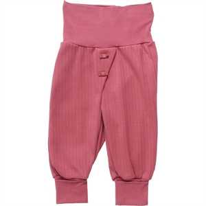MÜSLI COZY PANTS - DUSTY BERRY