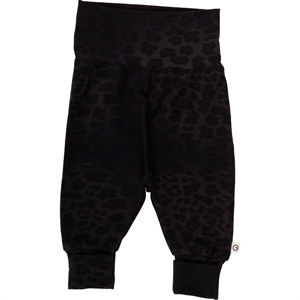 MÜSLI SPICY PANTS WITH PANTHER - DARK GREY MELANGE