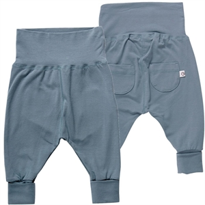 Müsli Cozy Me pants -  Lagoon green