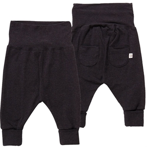 Müsli Cozy Me pants - Dark grey melange