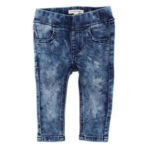 SMALL RAGS JEGGING - DENIM