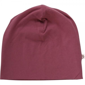 MÜSLI BEANIE - DUSTY BERRY
