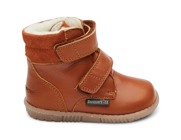 BUNDGAARD RABBIT VELCRO - TAN S
