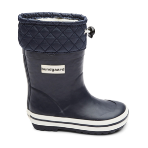 BUNDGAARD SAILOR RUBBER BOOT WARM - NAVY