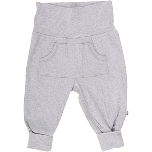 MÜSLI POCKET PANTS - GREY