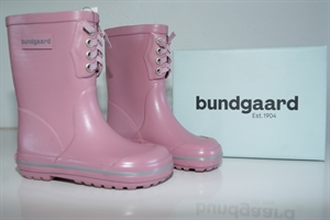 BUNDGAARD CLASSIC RUBBER BOOTS - OLD ROSE