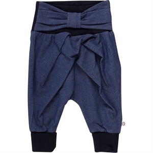 MÜSLI DENIM BOW PANTS