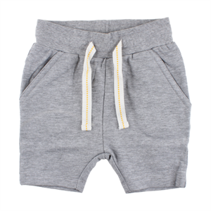 SMALL RAGS SHORTS - GRÅ