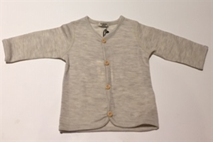 MINIPOP ULD CARDIGAN OFF-WHITE