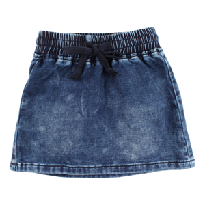 SMALL RAGS NEDERDEL - DENIM