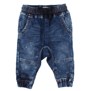 SMALL RAGS BUKSER - DENIM