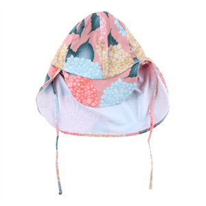 SMALL RAGS CAP - CORAL CLOUD