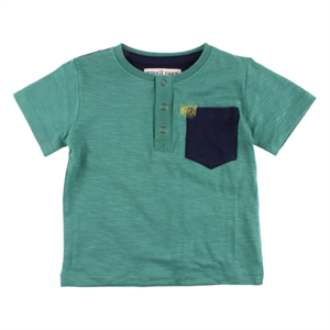 SMALL RAGS T-SHIRT - FROSTY SPRUCE