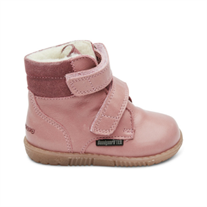 BUNDGAARD RABBIT VELCRO - OLD ROSE