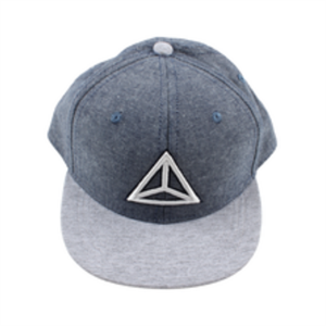 Nordic Label - denim-Nordic baseball cap