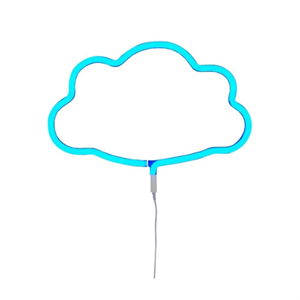 A LITTLE LOVELY COMPANY NEON LIGHT CLOUD BLUE