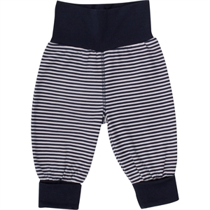MüSLI PANTS STRIBET NAVY)