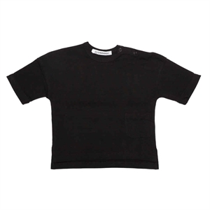 MINGO T-SHIRT BLACK NEW