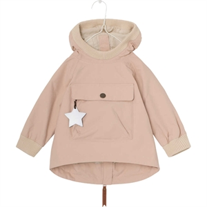 BABY VITO ANORAK MINI A TURE ROSE DUST