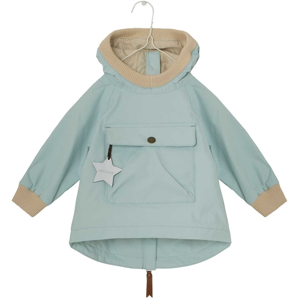 BABY VITO ANORAK MINI A TURE STARLIGHT BLUE