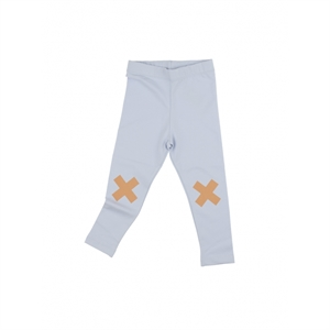 TINYCOTTONS LOGO PANTS (LIGHT BLUE)